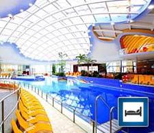 H2O Hotel Therme Resort in Sebersdorf bei Bad Waltersdorf