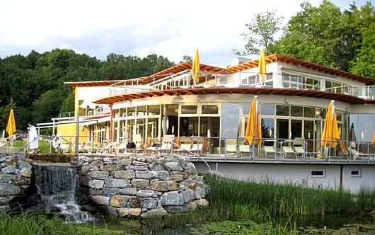 Exclusiver Hotel-Spa des Quellenhotels in Bad Waltersdorf